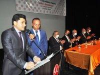 MHP, Kars'ta Tolga Adıgüzel ile 'devam' dedi