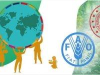 """29 Eylül uluslararası gıda kaybı ve israfı farkındalık günü"""""""