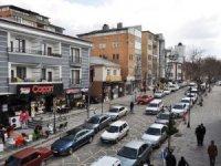 Kars'ta araç sayısı 45 bin 310 oldu