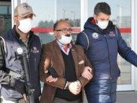 HDP'li il başkanı, fitreleri cezaevindeki teröristlere yollamış
