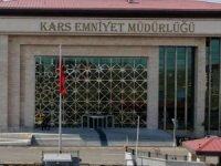 Kars'ta kendini polis olarak tanıtan hırsızlar yakalandı
