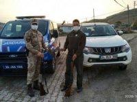 Kars'ta kaçak avcılara göz açtırılmıyor