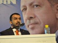 AK Parti Kars'ta 'Adem Çalkın ile devam' dedi