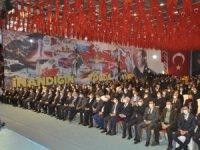 AK Parti kongresinden Azerbaycan'a destek!