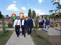 Başkan Toksoy 4,5 yılda Sarıkamış'ın çehresini değiştirdi