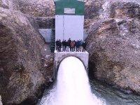 Kars Barajının geçici kabulü yapıldı