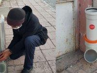 Sarıkamış'ta Sokak Hayvanlarına İlgi