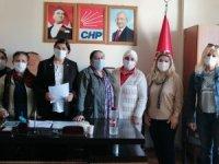CHP'li kadınlar, kadın ve çocuk hakları açısından 2020 yılını değerlendirdi