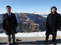 Turistler tarihe Mozeret Tepesi'nden bakacak