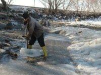 Donmuş Çıldır Gölü'nde su arayışı turizme kazandırılmalı…