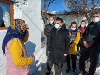 Başkan Çalkın, mahalle ve köylerde sorunları dinledi