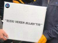 Kars Belediyesi yardımlara devam ediyor