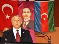 """Serdar Ünsal ,""""Bizde Göy Mescid'de namaz kılmak istiyoruz"""""""