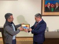 Azerbaycan - Nahçıvan - Türkiye koridoru aktif olsun!