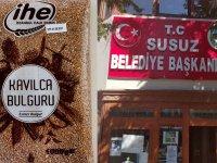 Susuz'un antik kavılcası İstanbul sofralarında