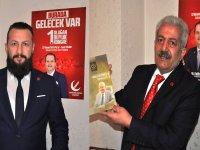 Erbakan, 10'uncu ölüm yıldönümünde Kars'ta da anıldı