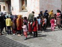 Kars Belediyesinden, Afgan uyruklu ailelere destek