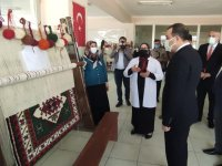 Kars Belediyesi 228 kişiye ekmek kapısı oldu