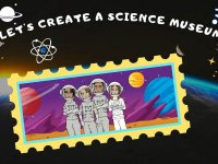 "Kars Alpaslan Anadolu Lisesi ""Let's Create a Science Museum"" projesinde"