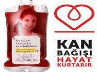 Kars Kızılay'dan kan bağışı daveti