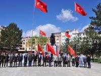 Kars'ta pandemi koşullarında '23 Nisan' coşkusu