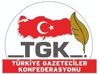 """TGK: """"Emniyet genelgesi, gazetecilerin çalışmasını engellemez!"""""""