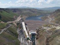 Karakurt Barajı ve HES Tesisinde incelemelerde bulunuldu