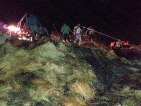 Kars köylüsünü, kuraklığın ardından ot yangınları mahvediyor