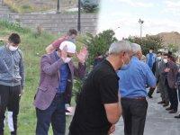 Kars'ta Kurban Bayramı namazı kılındı