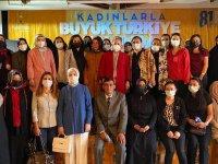 Kars'ta AK kadınlar buluştu
