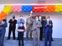 Kars'ta İlköğretim Haftası kutlamaları başladı