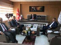 DSİ Kars 24. Bölgede Tuzluca'ya yapılan projeler görüşüldü
