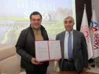 Ardahan'da iş geliştirme merkezi için fizibilite raporu hazırlanacak