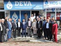 DEVA Partisi, Digor'da Hamit Aydın ile 'Devam' dedi