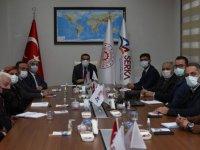 Kars Kenti Projesi değerlendirme toplantısı yapıldı