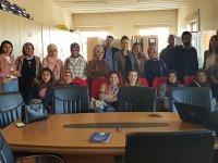Kars'ta Bilgi Güvenliği Farkındalık Eğitimi