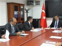 Kars İl İstihdam ve Mesleki Eğitim Kurulu toplandı