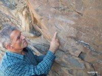 Kağızman'da yeni kayaüstü resimleri bulundu