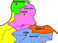 Kars, Ardahan, Iğdır ve Ağrı'da TÜFE yüzde 2,61 arttı