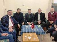 Çetin Nazik, Gazeteciler Cemiyetini ziyaret etti