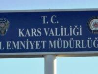 Kars'ta yılbaşı haftasında 5 bin 730 şahsın GBT sorgulaması yapıldı