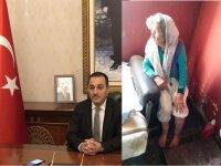 Kars Valisi Türker Öksüz, yaşlı kadını öksüz bırakmadı