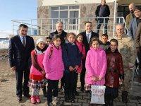 Vali Türker Öksüz, Dağpınar Beldesini ziyaret etti