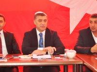 """Nazik, """"Devlet, Serhat Şehri Karsımıza sahip çıkmıştır"""""""