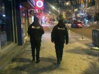 """""""Gece Kartalları"""" Kars sokaklarına çok yakıştı"""