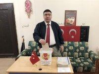 Gazeteciler Cemiyeti Başkanı Ercüment Daşdelen güven tazeledi
