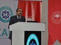 """Vali Yardımcısı Köroğlu: """"Ülkemizde üretim kaynakları ile insan gücünün verimlilik esaslarına göre değerlendirilmesinin önemini anlattı."""
