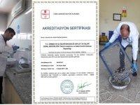 DSİ Kars Bölge kalite kontrol laboratuvarları,yeterliliğini kanıtladı