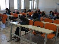 Kars'ta TYT ve AYT deneme sınavı yapıldı