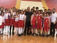 Gençlik haftası basketbol turnuvası yapıldı